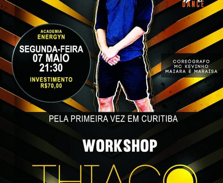Workshop Thiago Montalti