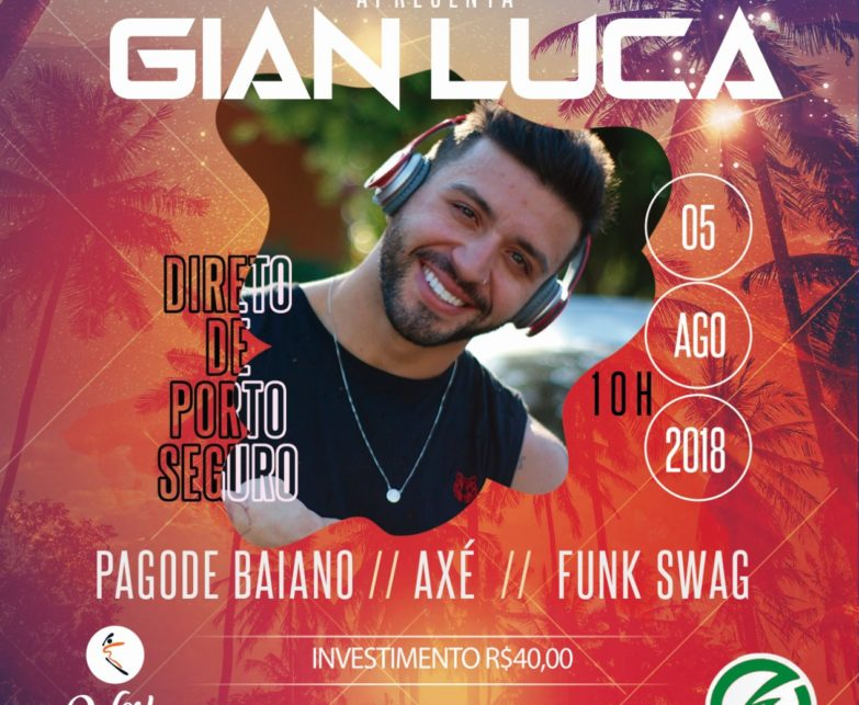 Workshop Gian Luca – Porto Seguro