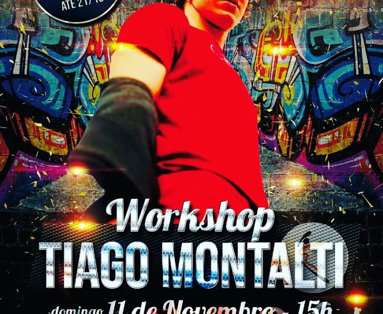 Workshop Tiago Montalti