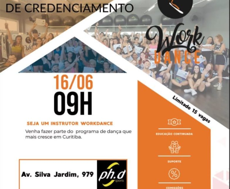 8° Workshop de Credenciamento 16/06