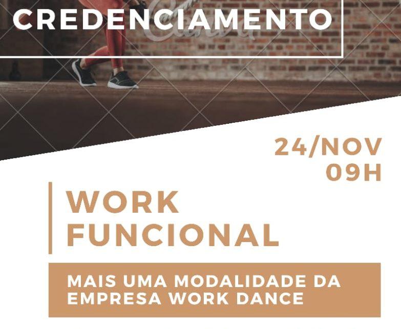 Workshop de Credenciamento Work Funcional 24/11