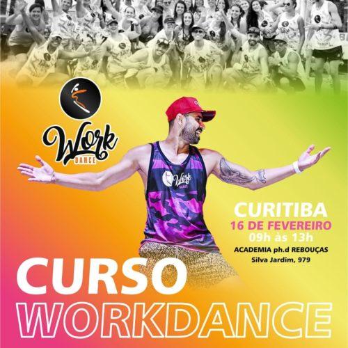 Curso Work Dance 16/02