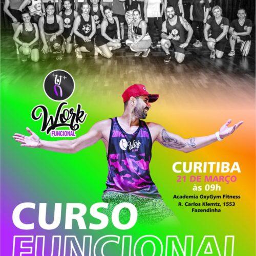 Curso Work Funcional Curitiba 21/03