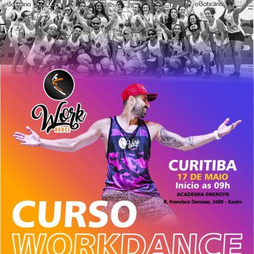 Curso Work Dance Curitiba 17/05