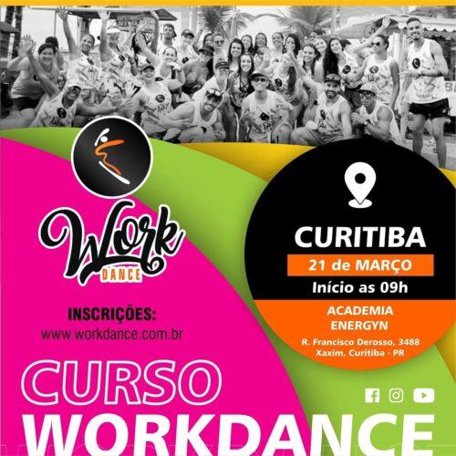 Curso Work Dance Curitiba 21/03